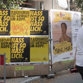 Germany against racism. Berlin, June 2019.
