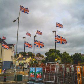 Loyalist Ballygowan, Co. Down, Northern Ireland.
