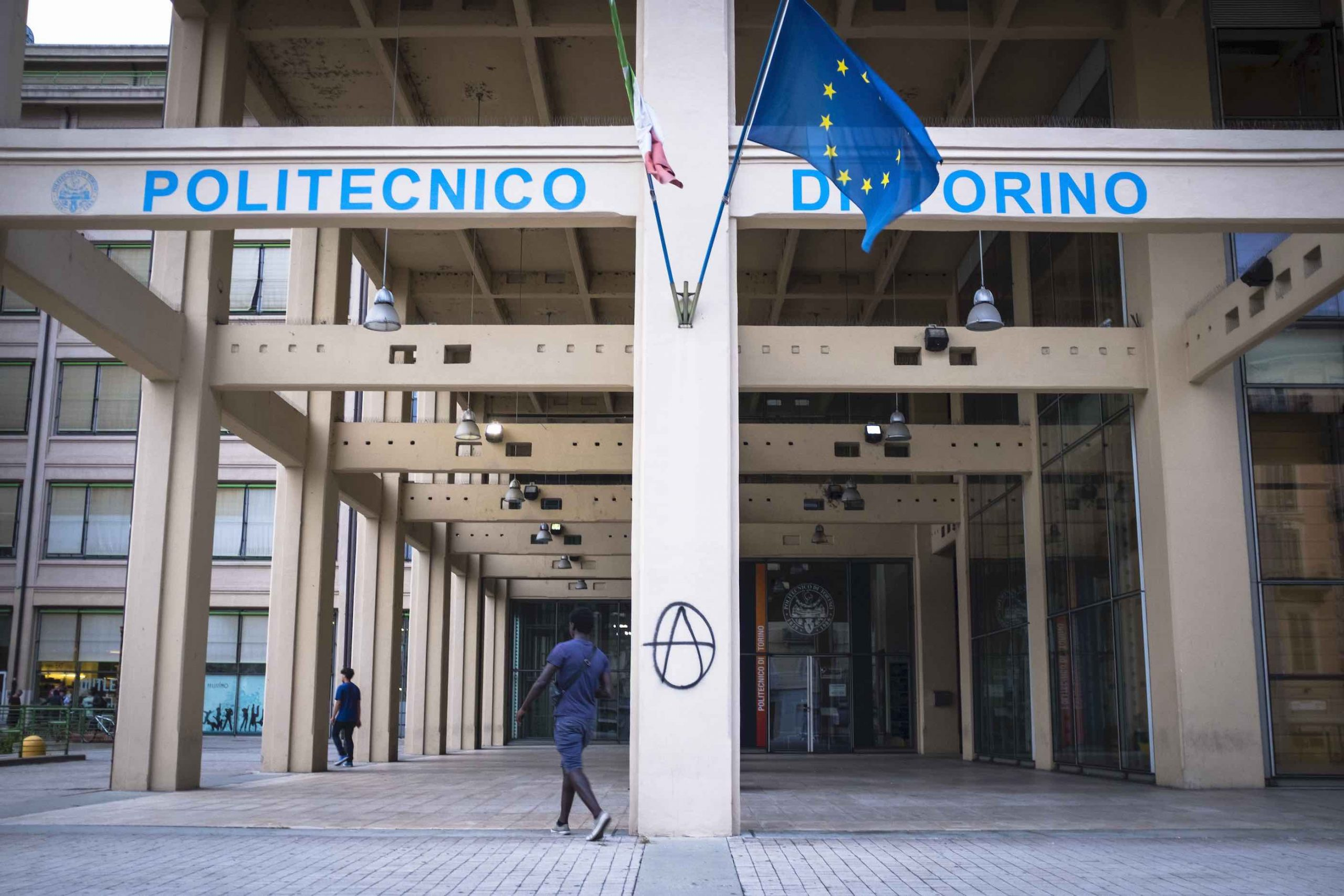Multicultural Italy. Lingotto, September 2019.