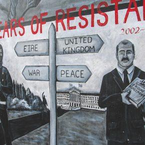 The way we were. Belfast, 2008